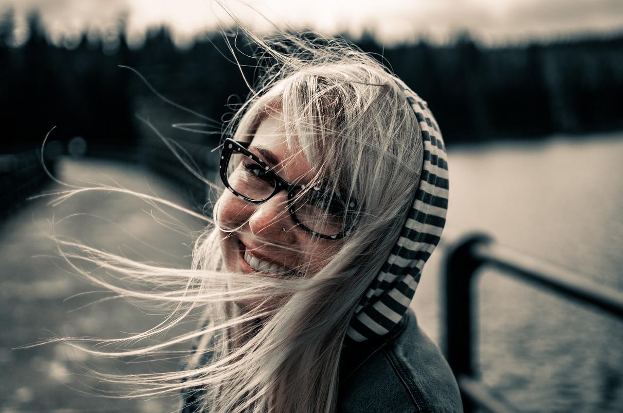 Dein Lächeln öffnet Herzen – auch dein eigenes