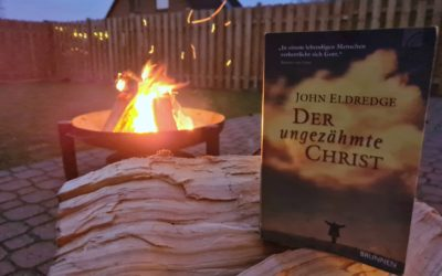 """Meine Reise mit dem Buch """"Der ungezähmte Christ"""""""