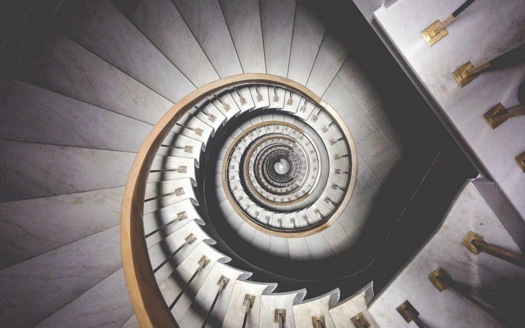 In 3 Schritten raus aus der Gedankenspirale